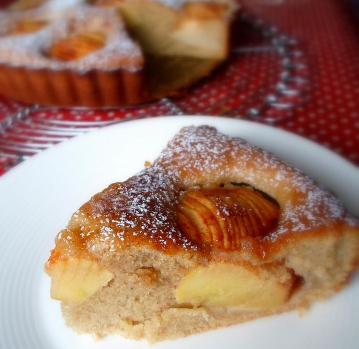 Apple and Cinnamon Tea Cake | Cakes | Pinterest
