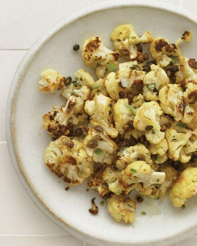 Roasted Cauliflower | Recipe
