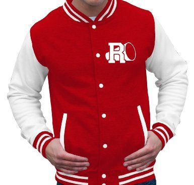 Rydell High Letterman Sweater Costume 94