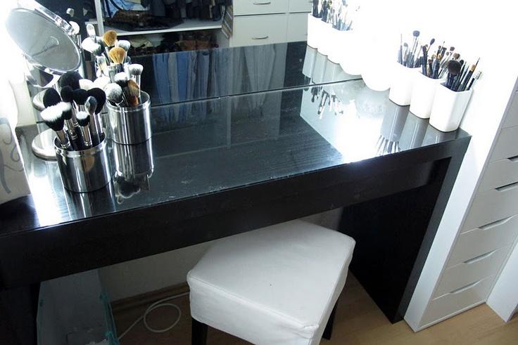 Vanity Desk Vanity Desk Pinterest