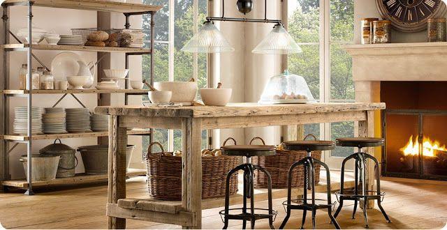 restoration hardware kitchen kitchen details