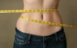 I just posted my measurements from Sunday. Remember, it's almost MORE important to lose inches than it is to lose weight!