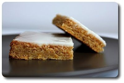 Culinary in the Desert: Ginger-Lemon Bars...