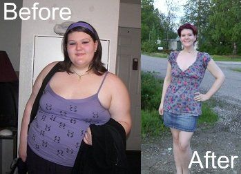 AMAZING 137-pound weight loss pictures. Find out how this @SparkPeople member did it.
