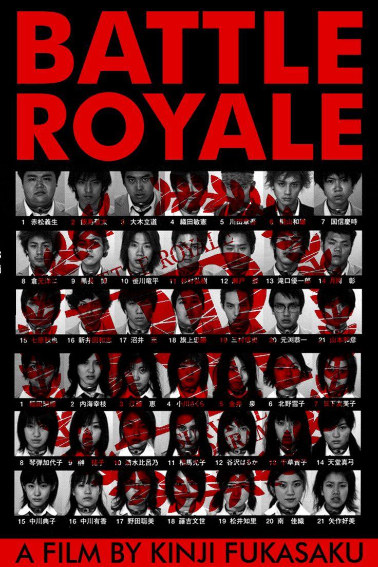 Takeshi Kitano - Battle Royale | 2000 | VOSE |MEGA