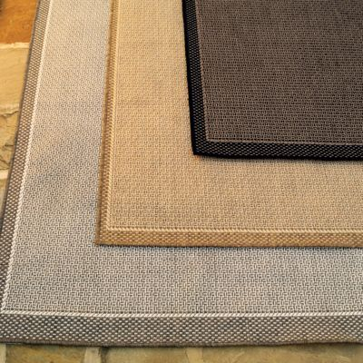Saddlestitch Outdoor Rug Somewhere Only We Know