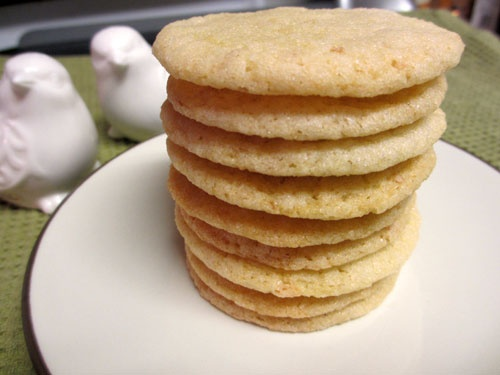 chewy coconut lime sugar cookies! | Have to EAT! | Pinterest