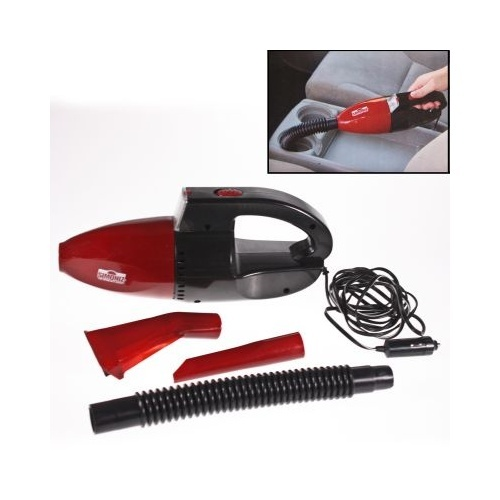 Turbo vac lighted car vacuum review