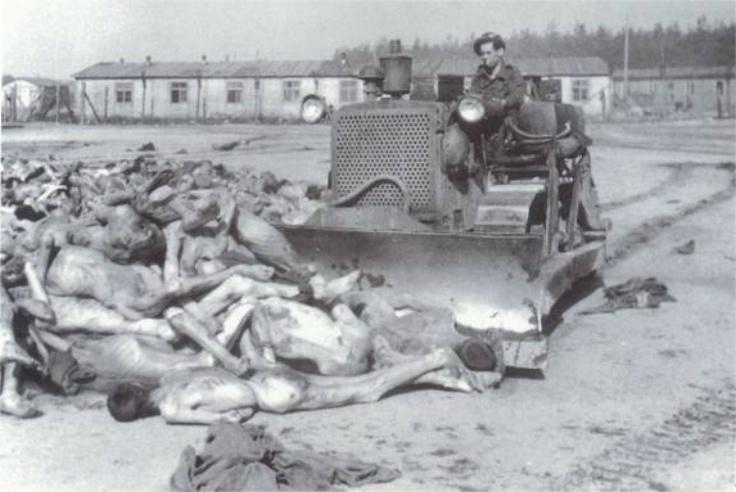 Bergen-Belsen | Holocaust | Pinterest
