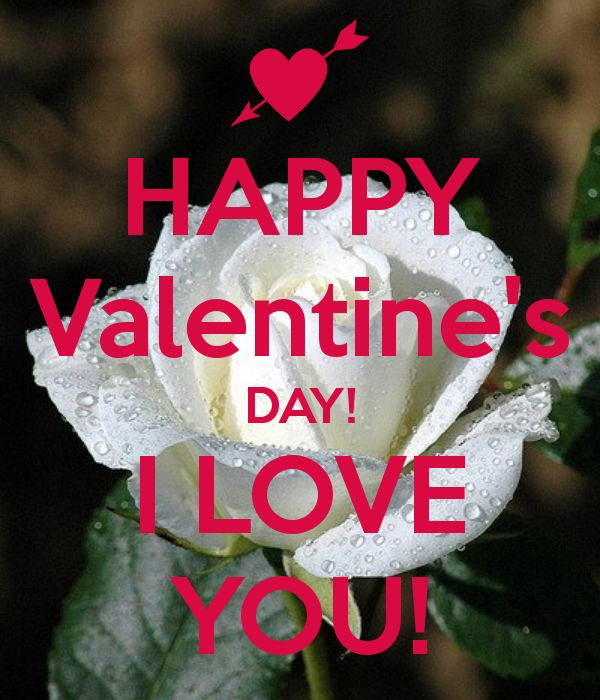 happy valentine day love poems