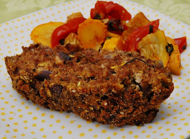 Zucchini Meat Loaf - With beef, sausage and wine. Look forward to ...