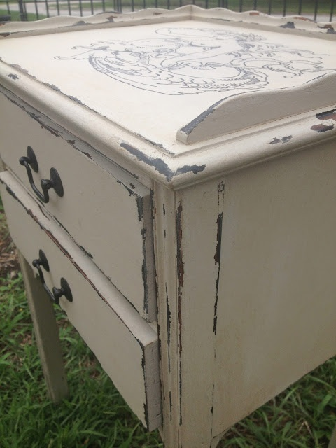 My Repurposed Life™: Guest Post-It's Just Me-Sewing Table Makeover