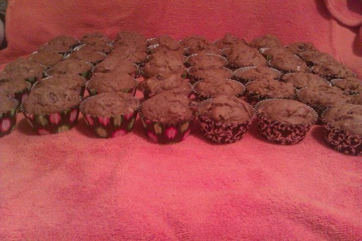 Super Addictive Pumpkin Muffins, perfect Fall treat :)