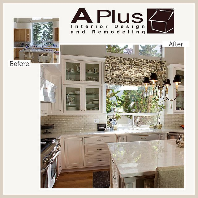Kitchen Remodel Cabinets Orange County Before After Pinterest