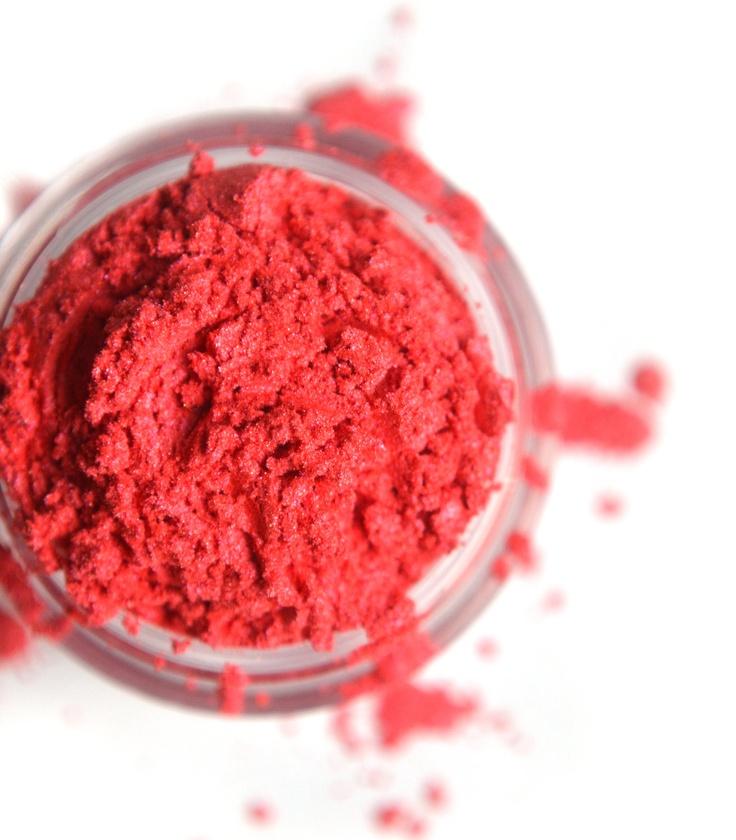 Mineral Eyeshadow  Pink Gerbera  Pure & by noellabeautyworks, $4.99