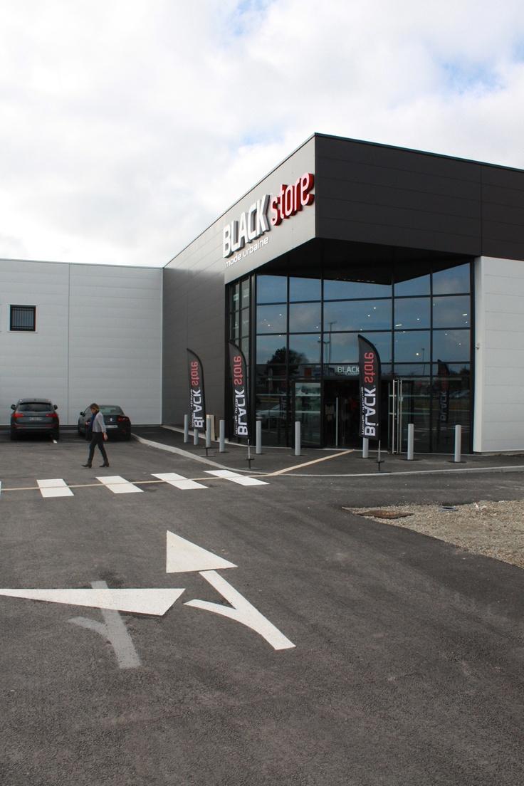 Blackstore brest kergaradec boutiques blackstore brest for Garage ad brest kergaradec