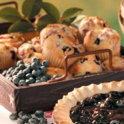 Healthier To Die For Blueberry Muffins | Recipe