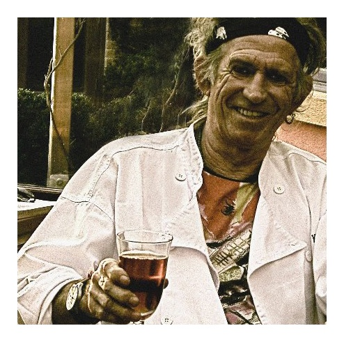 Keith Richards,musician,Connecticut