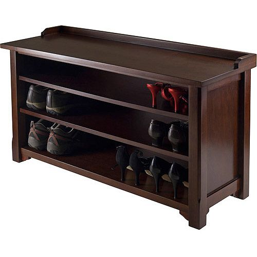 Dayton Entryway Bench With Shoe Storage Walmart 104 Fix 39 Er Up Pinterest