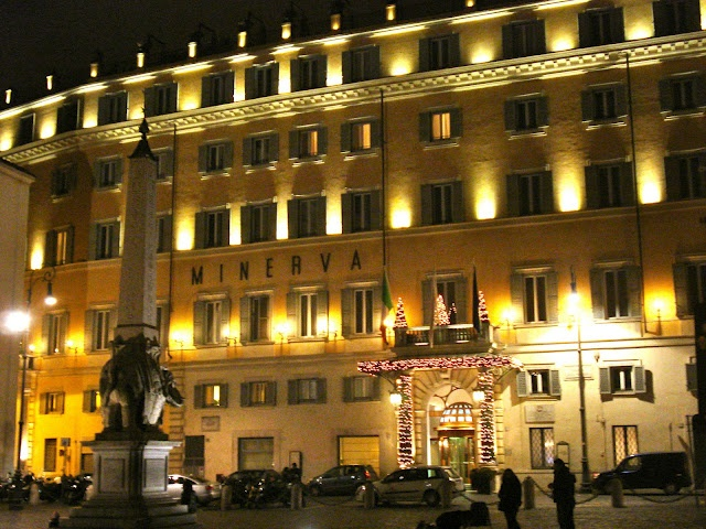 Grand hotel de la minerve rome hotels where i 39 ve slept for Grand hotel rome
