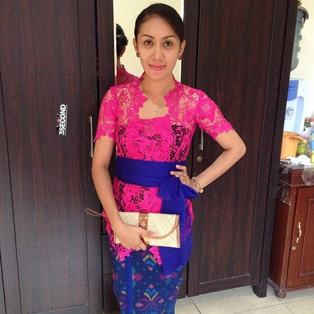 kebaya bali | Wedding Dresses, Hair, Accessories | Pinterest