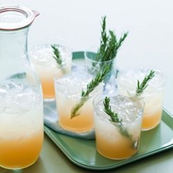 Rosemary Refreshers | Beverages. Adult and otherwise. | Pinterest