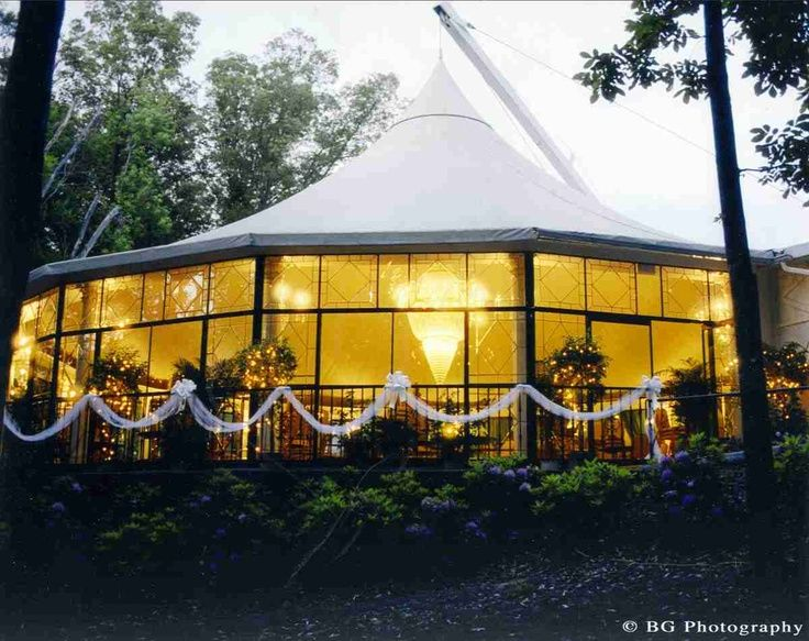 Crystal garden ballroom at castle mcculloch jamestown nc one year