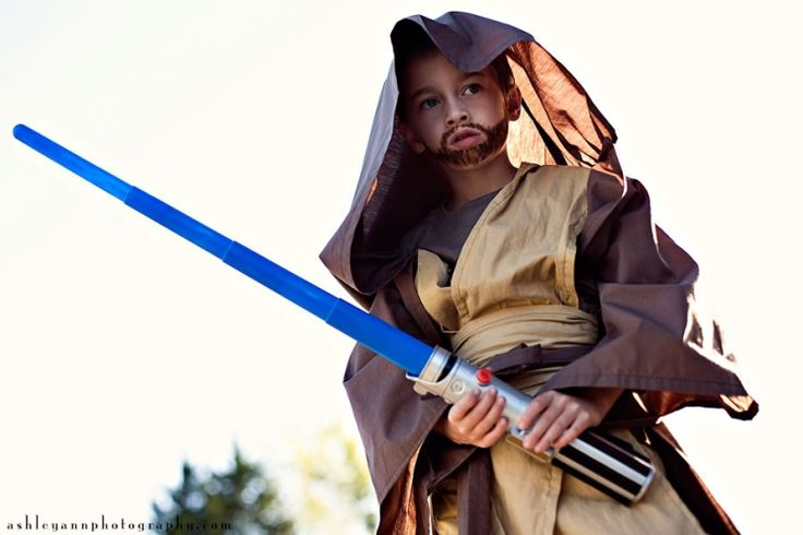 DIY Family Star Wars Costumes