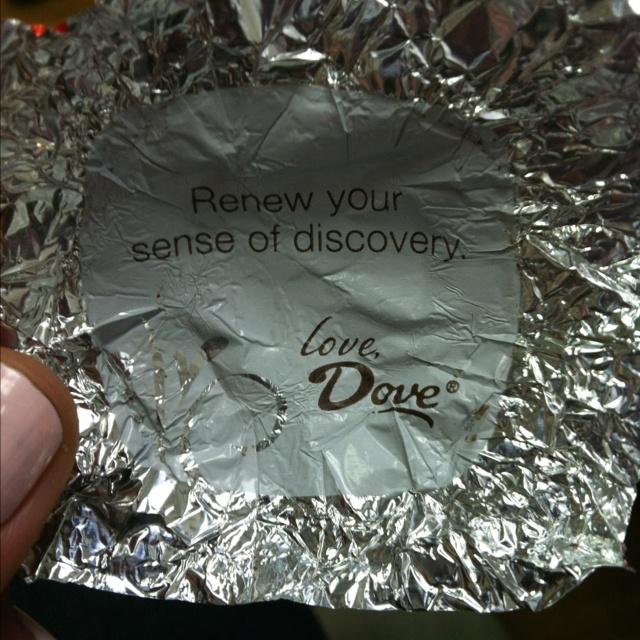 valentine's day dove chocolate quotes