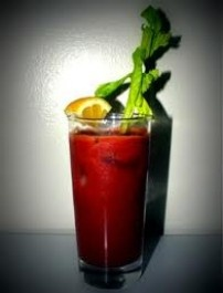 Balsamic Bloody Mary Recipe | Cocktails | Pinterest