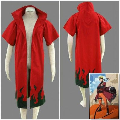 30.19 Anime Naruto Uzumaki Cosplay Costume For Mens Halloween Costume