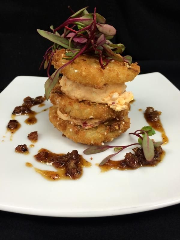 ... fried green tomato blt fried green tomato parmesan fried green tomato