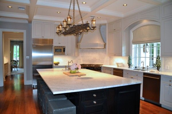 Pin by robin stuart on kitchens pinterest for Kitchen island houston