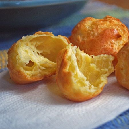 ... gougeres with espelette last minute gougeres sage and white cheddar