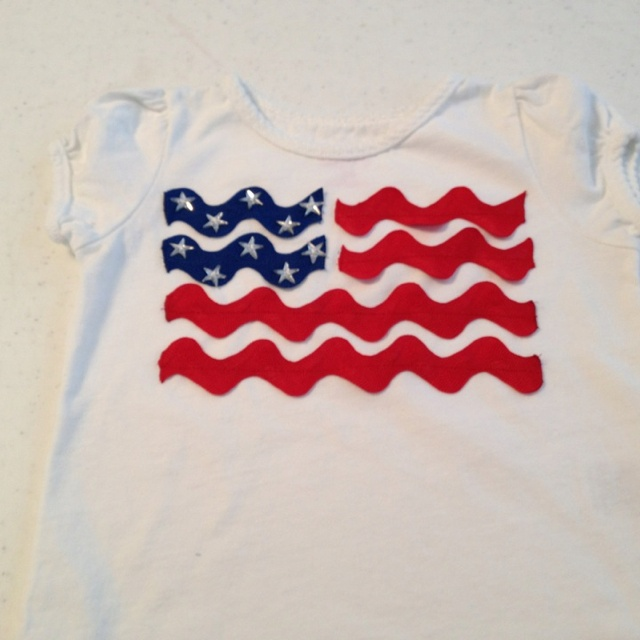 4th of july chive shirt