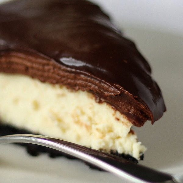 Chocolate Mousse Cheesecake | Recipes - Sweets/Desserts | Pinterest