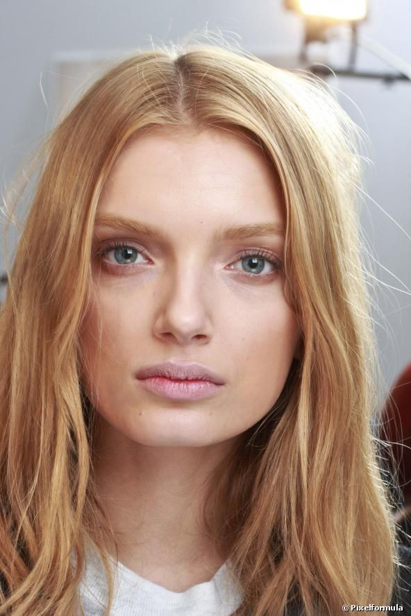 Strawberry Blonde Hair And Makeup Inspiration Pinterest