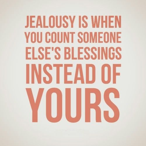 Jealousy Quotes That H...
