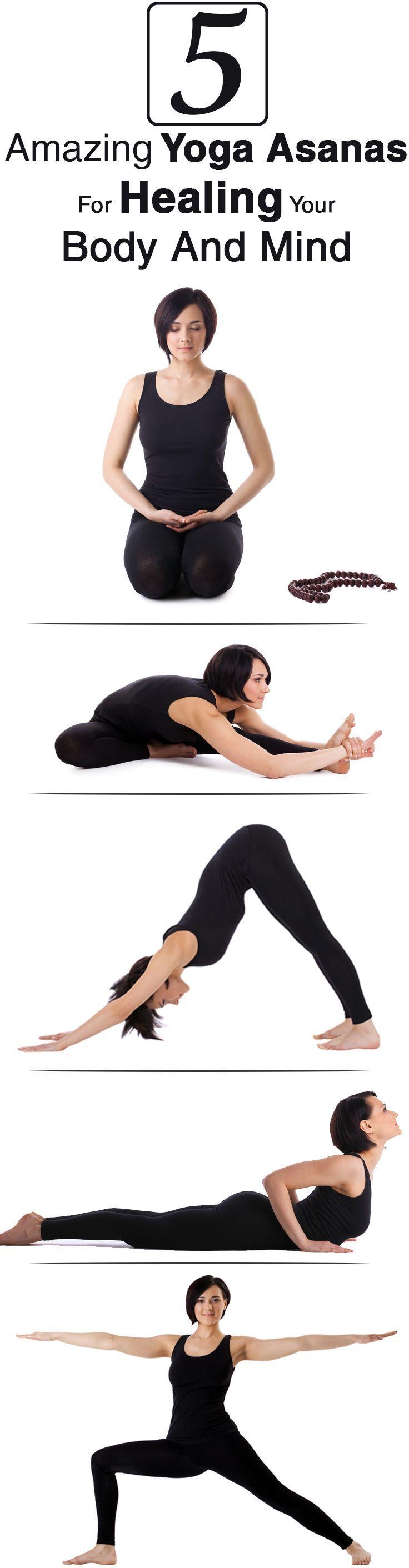 4 Effective Yoga Asanas To Improve Mental Health