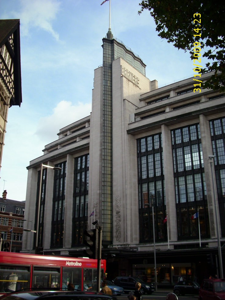 Art Deco Newspaper Building London Inspiring Architecture Pinte