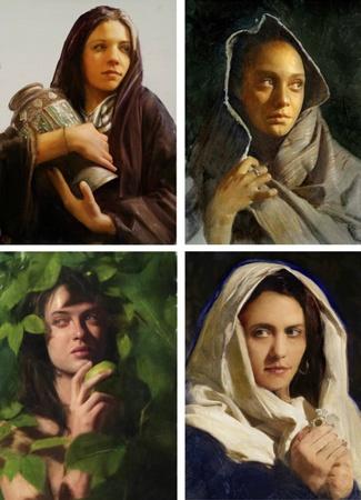 Women of the bible scriptures bible old testament pinterest