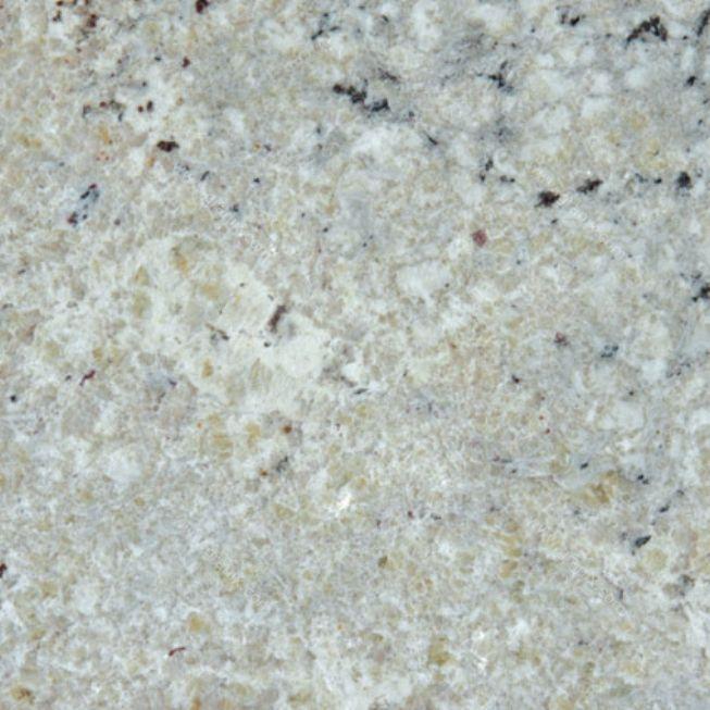 Bianco Romano Granite:Name: Bianco Romano Material: Granite Colors: white, gray, gold, brown
