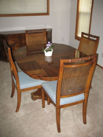 Dining Room Table Credenza End Tables Craigslist Furniture Pint