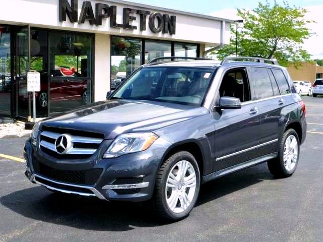 2015 mercedes benz glk350 autos post