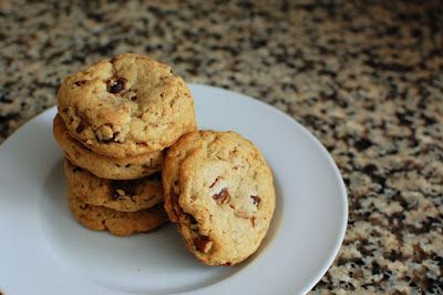 Chocolate Chip, Toffee, Toasted Pecan and Coconut Cookies | Beantown ...