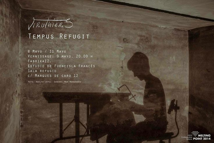 """Rodrigo  Acosta - Viruthiers - """"Tempus Refugit"""""""