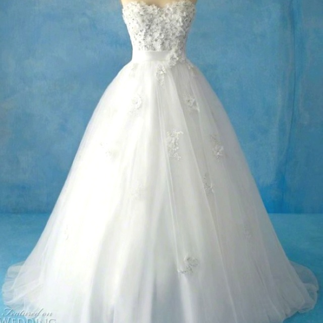 Snow White Wedding Dresses - Expensive Wedding Dresses Online