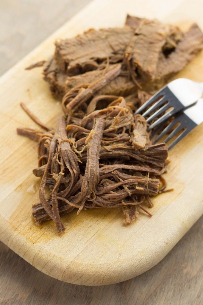 Braised Brisket With Thirty-Six Cloves Of Garlic Recipe — Dishmaps