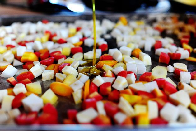 Roasted Root Vegetable Candy | Recipe
