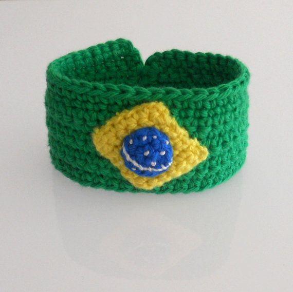 brazil world cup flag